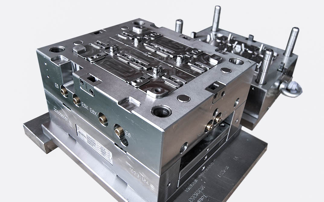 hasco injection mold