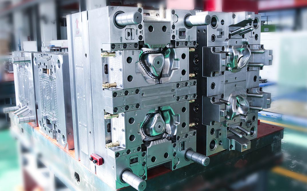 standard injection mold