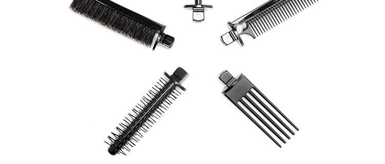 sets hair brushes